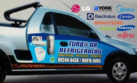 Turbo Ar Refrigeração